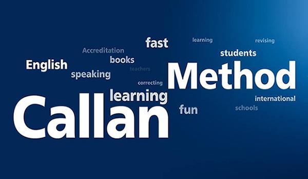 Aprender inglés con el Método Callan