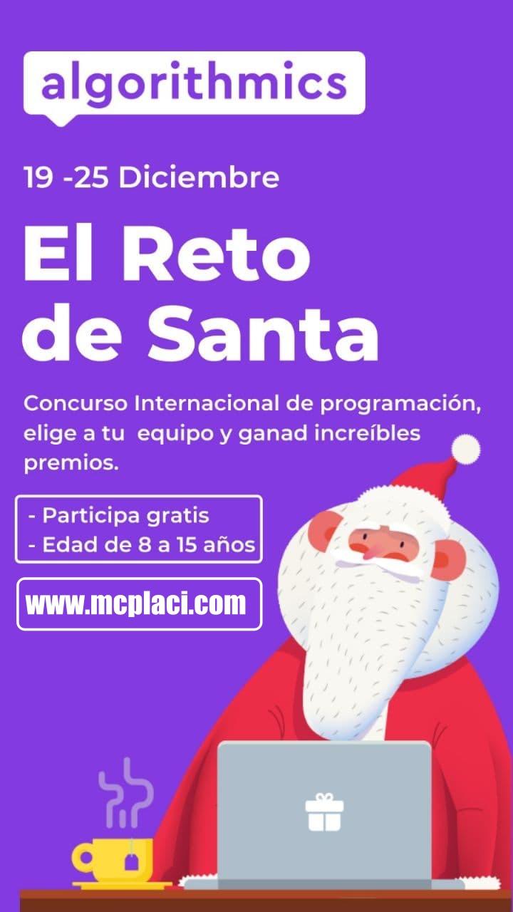 El reto de Santa